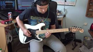 """Iron Maiden - """"Childhood's End"""" cover"""