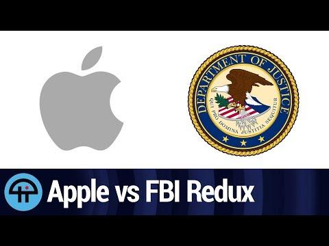 Apple fights DOJ attempts to kill encryption