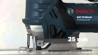 3165140586870 Bosch GST 25 Metal Professional