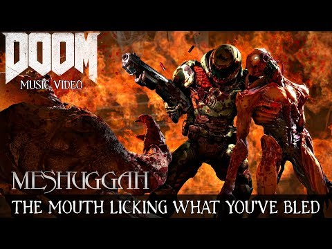 DOOM | Meshuggah - The Mouth Licking What You've Bled