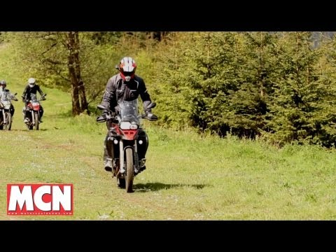 BMW F800GS First Ride! | Rides & Tests | Motorcyclenews.com