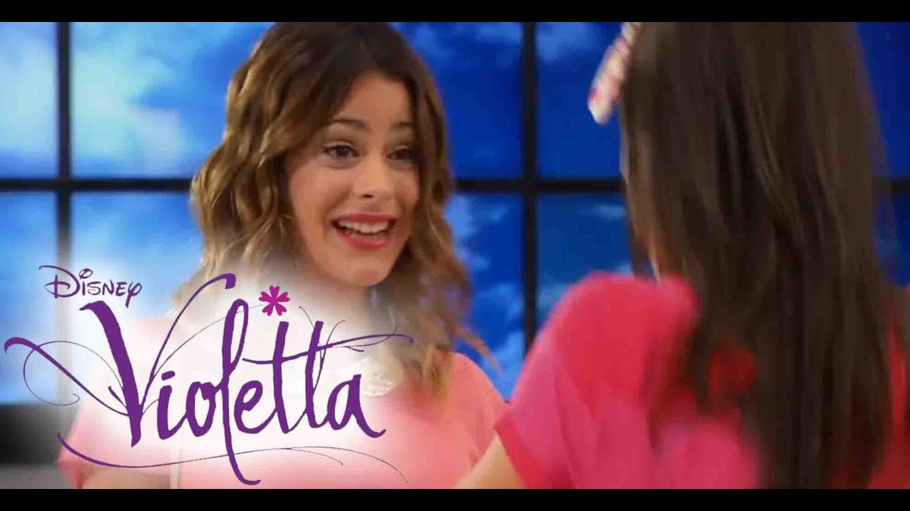 Violetta staffel 2 vorschau disney channel youtube - Violetta disney channel ...