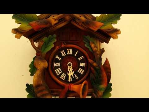 VINTAGE MUSICAL CUCKOO CLOCK FOR SALE ON EBAY