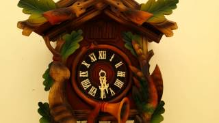 Vintage Musical Cuckoo Clock For Sale On Ebay