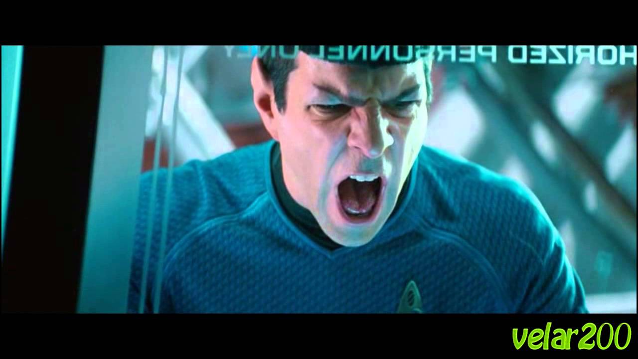 Spock Khaaan Youtube