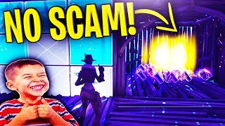 HOW TO Not Get SCAMMED By Scammers! (MUST SEE) - Fortnite Save The World