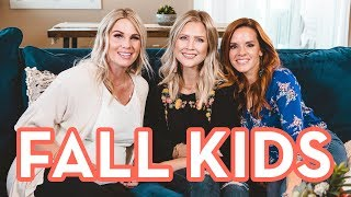 FALL KIDS   Baby Update & Popular Baby Names!