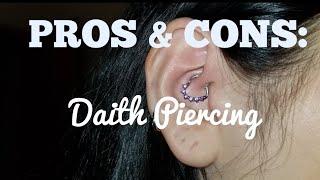 PROS & CONS: Daith Piercing |NativeBeauty