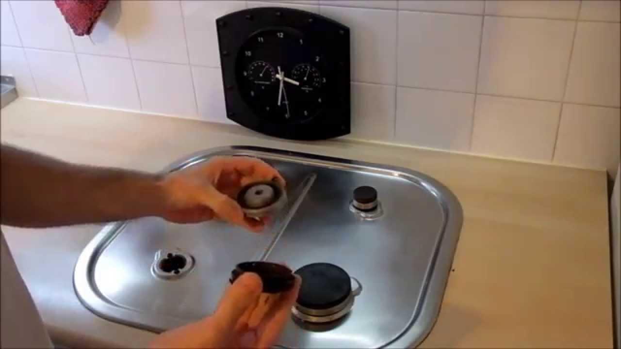 limpiar cocina de gas youtube