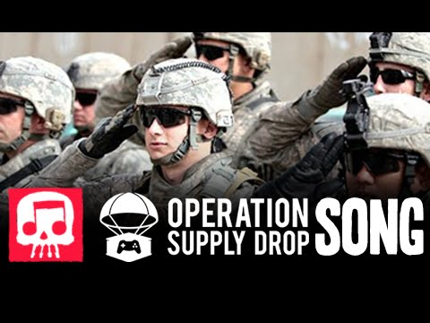 Operation Supply Drop Song ft. Rockit, JT Music, Defmatch, TeamHeadKick, Zach Boucher, NemRaps