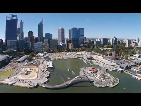Swan River & Perth - Western Australia