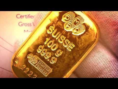 Top Gold Bar Producing Companies, Pamp, Credit Suisse, Canadian Mint, Perth Mint, Degussa