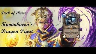 [Hearthstone] Deck of choice: Kiwiinbacon's Dragon Priest (an actual one)