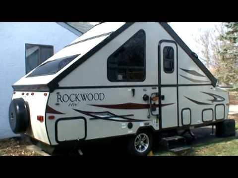rockwood a213hw a frame camper