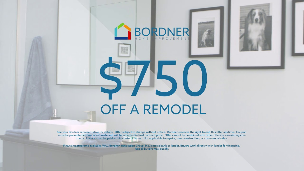 Bordner Home Improvement Easy to Clean Showers and Baths - Dirty Dog ...