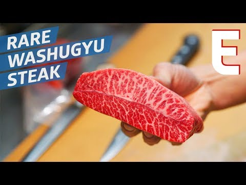 American Wagyu Beef in NYC's Most Secret Restaurant — Prime Time