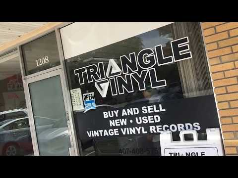 The Vinyl Guide - Triangle Vinyl, Clermont, Florida