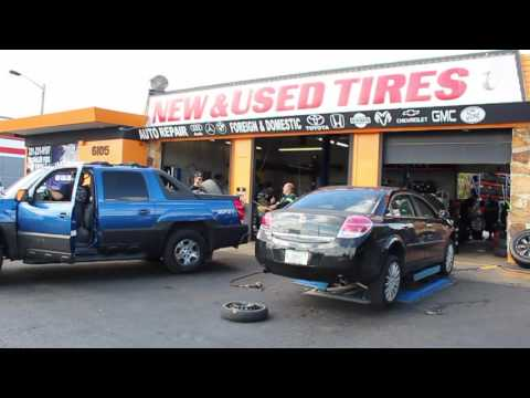 Need A Tire Change? Orlando, FL 407-930-3800