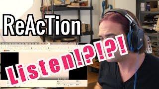 Reaction to Listen // Dalton Harris // X Factor // React // Review