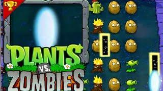 Portal COMBAT!! | MINIGAMES | Plants vs Zombies