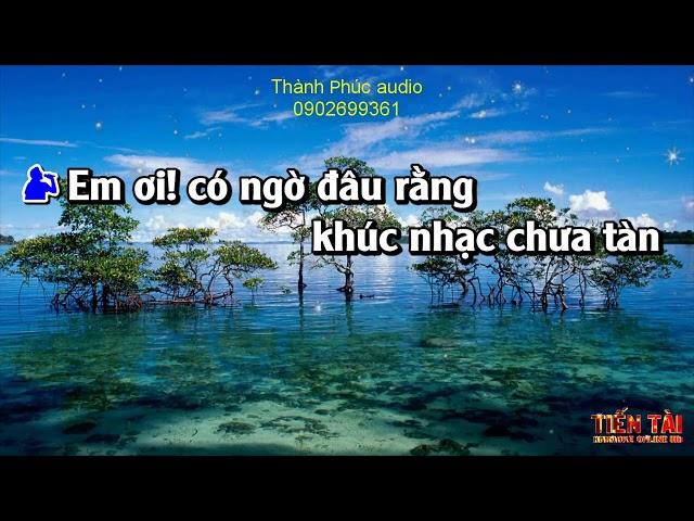 Karaoke Đôi Ngã Chia ly Song Ca