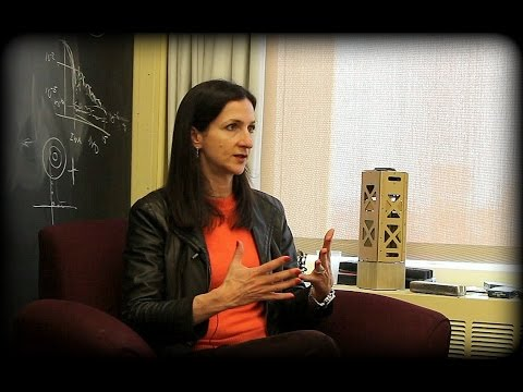 Sara Seager, Astrophysicist, MIT - The Search for Extraterrestrial Life