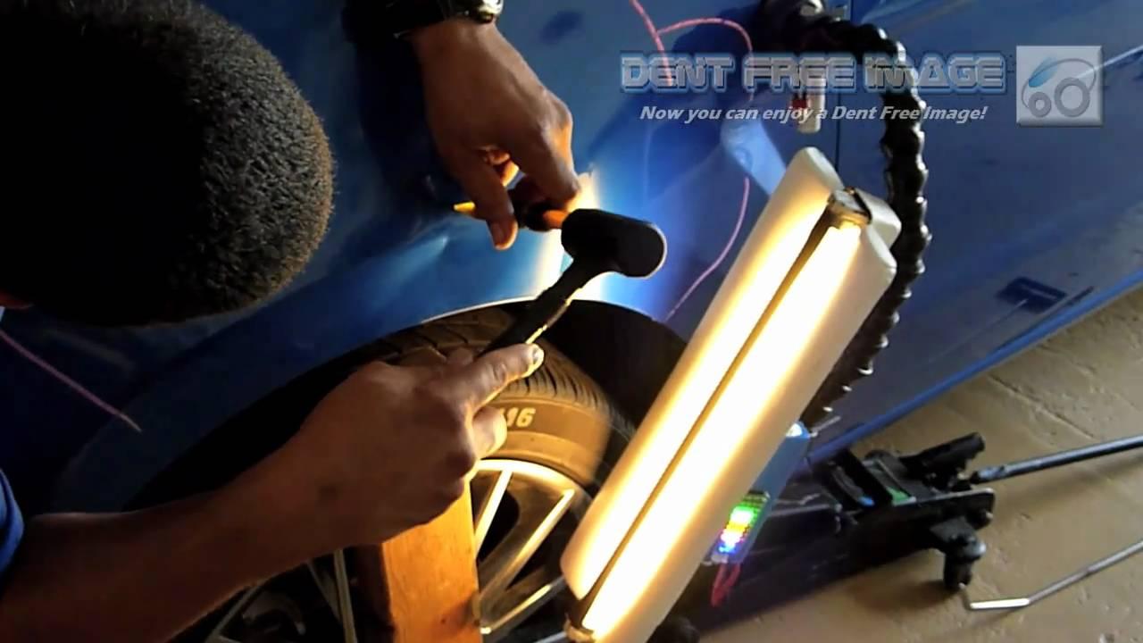Dent Free Image Paintless Dent Repair San Antonio Tx