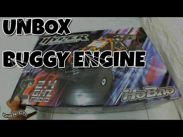 RC Buggy keren abis - Hobao  Hyper(Unbox)
