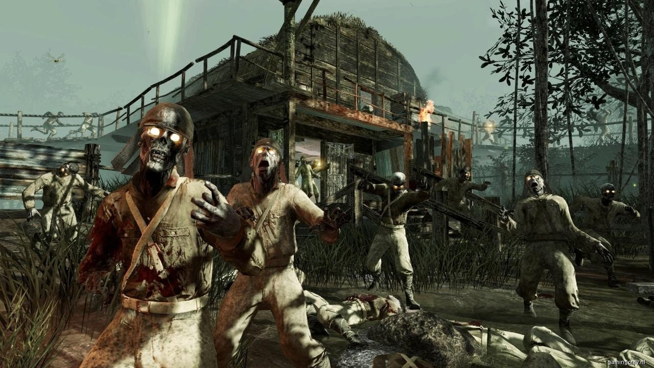 Call of Duty : World at War - Jeu FPS - Gamekult