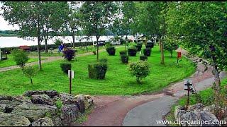 Reisebericht Camping Barre Y Va - Villequier (Frankreich) September 2014