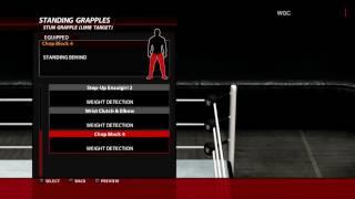 WWE 2K16|BRIAN KENDRICK MOVESET(XBOX 360/PS3)
