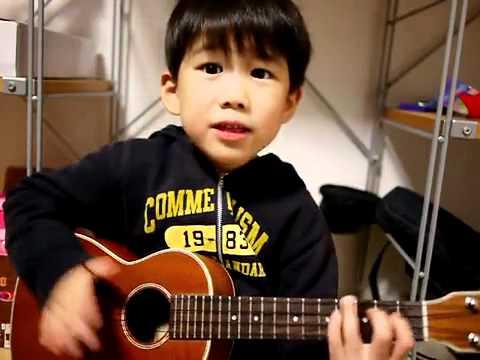 a sweet japanese rockstar kid