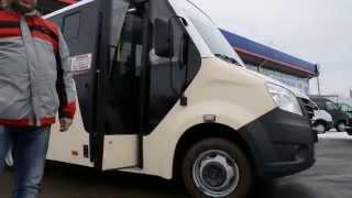 Автобус ГАЗель Next эксплуатация, характеристики, отзыв и тест-драйв(, 2014-04-01T15:23:13.000Z)