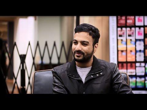 #GlobalUNCG: Qassim Al-Maskary student profile