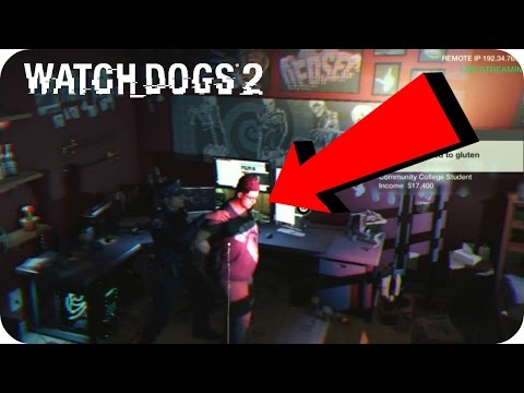 Watch Dogs  Side Mission Privacy Invasion