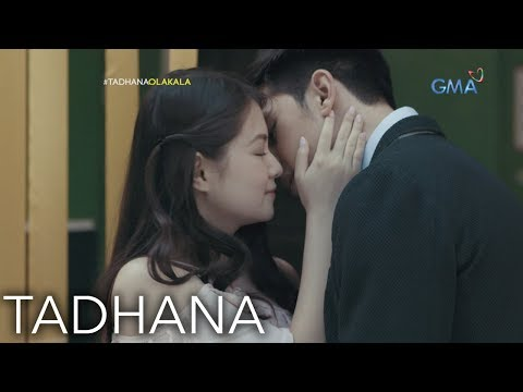 Tadhana: Throwing an apple as a symbol of love