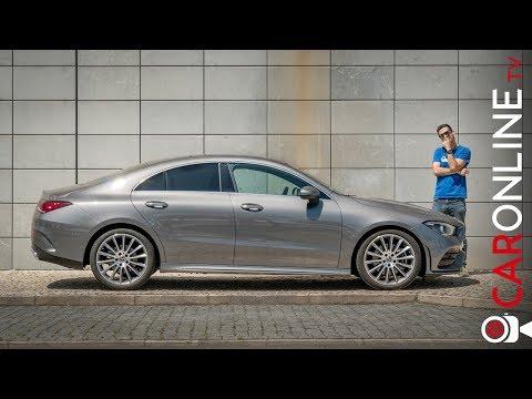 Mercedes-Benz CLA COUPE 2019 | QUASE um CLS [Review Portugal]