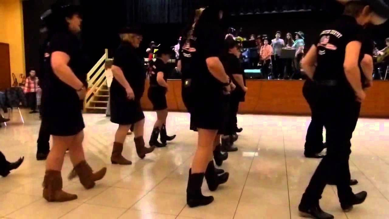 Oh Suzanna (Soirée Country 2014) - YouTube