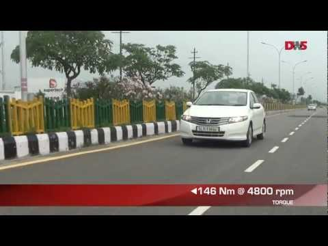 Honda City 1.5 S (MT) video review and road test by dwsAuto
