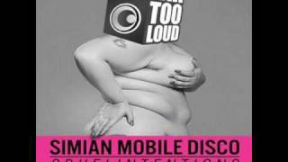 simian mobile disco cruel intentions ft beth ditto far too loud refix