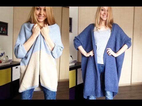 Шикарные вязаные женские пуловеры, свитера и джемпера - YouTube