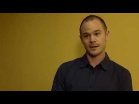 scifivision.com Exclusive Interview with Aaron Ashmore on the Set of Warehouse 13