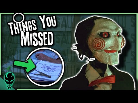 39 Things You Missed in Saw (2004)