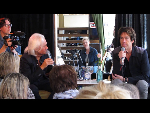 Per Gessle interview by Olle Berggren - 06/05/2017 - Folk å Rock, Malmö