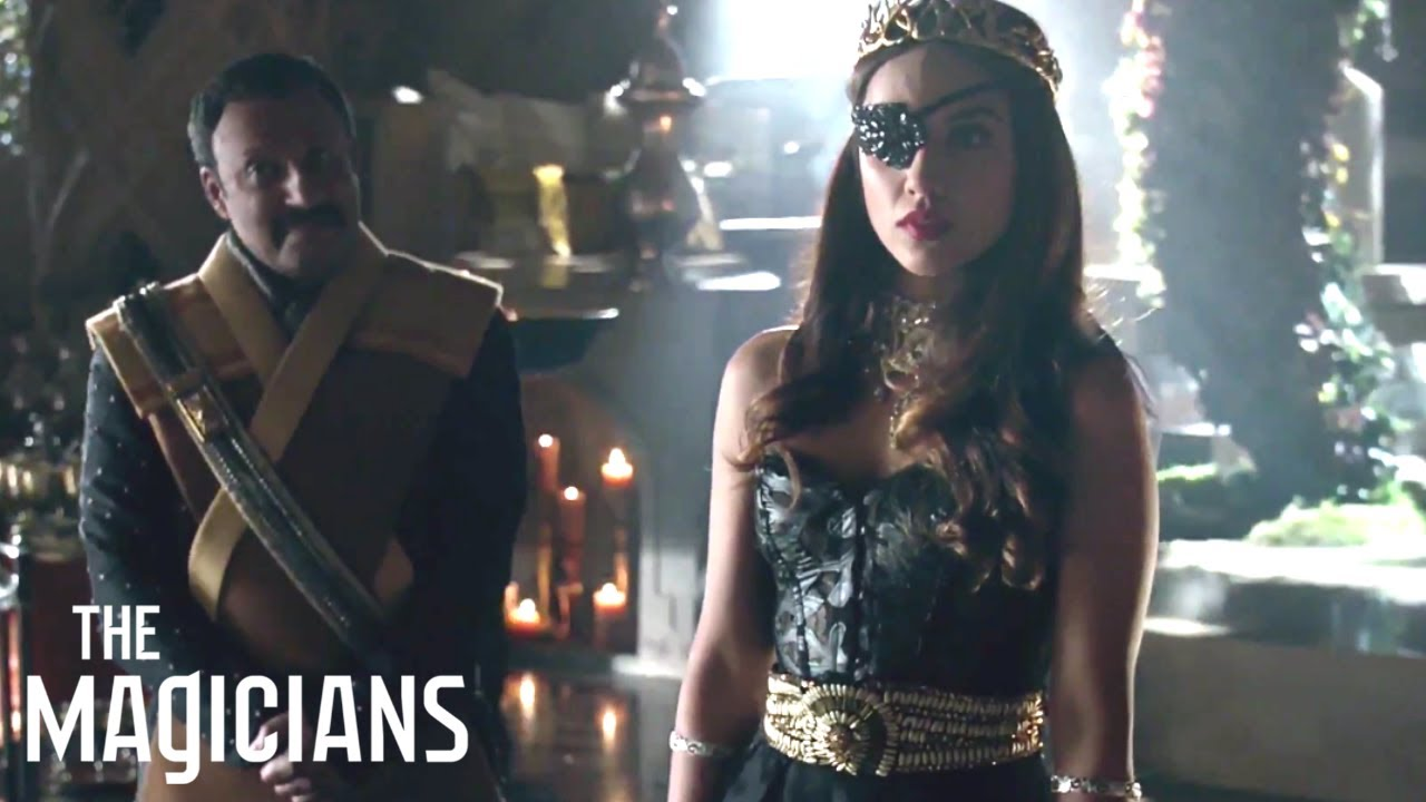 Download THE MAGICIANS | Season 3, Episode 5: To Have And To...Huh? | SYFY