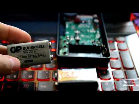Geaarbest Unsurpassed Performance GP 1604S 6F22 9V Battery