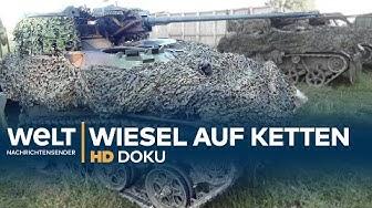 Wiesel Panzer - Feuerkraft für die Fallschirmjäger | HD Doku