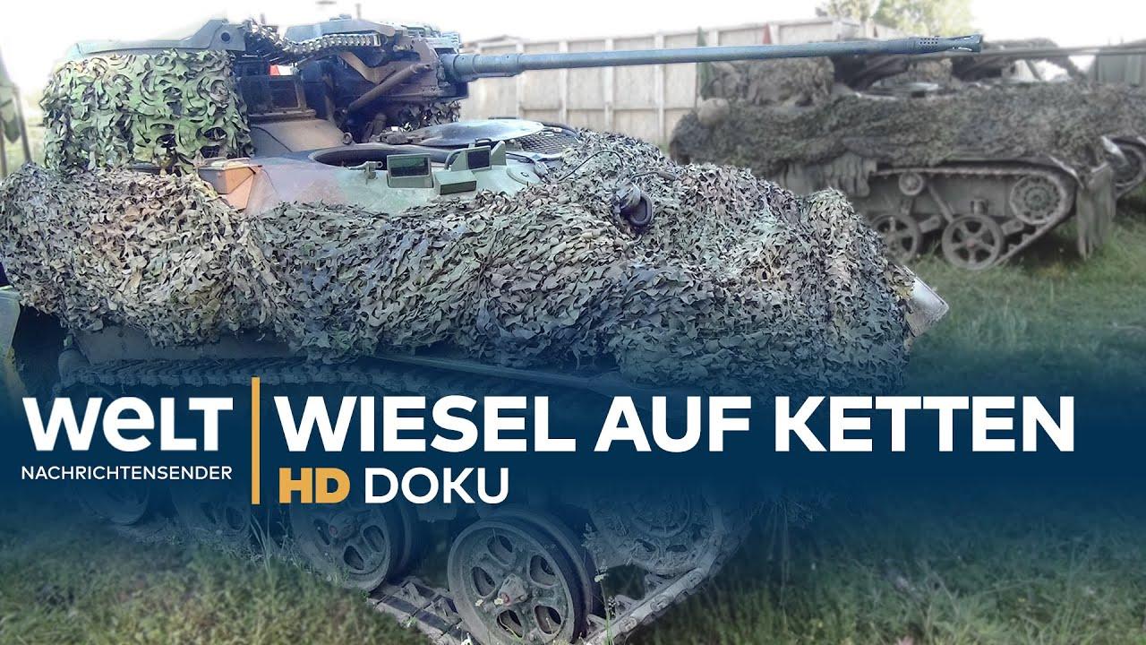 Download Wiesel Panzer - Feuerkraft für die Fallschirmjäger   HD Doku