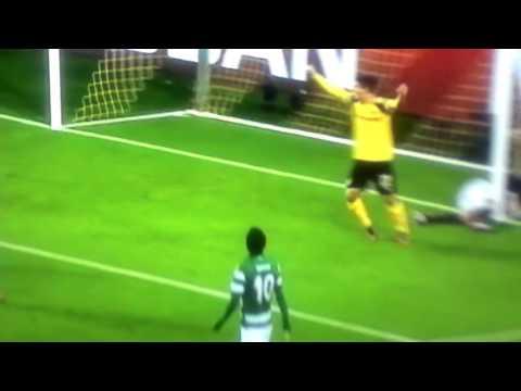 Borussiya Dortmund-Sporting 1:0  02 11 16