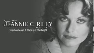 Watch Jeannie C Riley Help Me Make It Through The Night video
